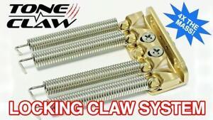 AXLabs Tone Claw Locking claw System~All Brass~Retrofits Existing claw~New