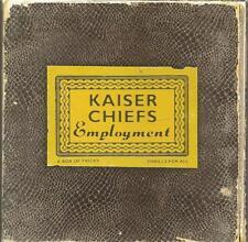 Kaiser Chiefs - Employment CD box set
