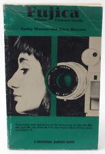 Fujica 35mm Camera Guide Book - Fujicarex 35-EE SE ML Auto-M Mini Half 1.9