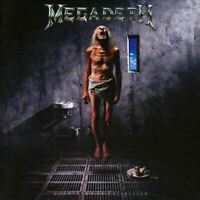 MEGADETH countdown to extinction (CD, album) thrash, hard rock, heavy metal 1992
