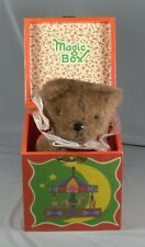 Sankyo Bear Clown Jack In The Box Music Box - Magic Box, Chim Chim Cheree