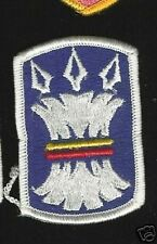 United States 157th Infantry Brigade Patch