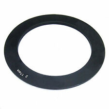 """TY Adapter ring compatible with Cokin Z Lee Hitech Tiffen Singh-Ray 4X4"""" holder"""