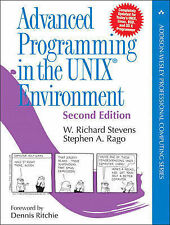 Advanced Programming in the Unix Environment by W. Richard Stevens, Stephen.
