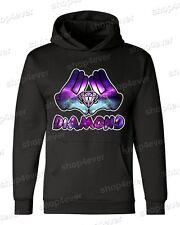 Cartoon Hands Galaxy Diamond HOODIE galaxy design hands Hooded Sweatshirt CIT