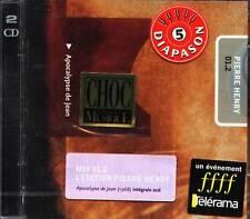 Pierre Henry - Apocalypse de Jean 01.2 - 2 CD - NEW