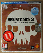 Videogame - Resistance 3 PS3 - Special Edition