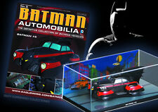 COLECCION COCHES DE METAL ESCALA 1:43 BATMAN AUTOMOBILIA Nº 9 BATMOVIL BATMAN #5