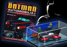 COLECCION COCHES DE METAL ESCALA 1:43 BATMAN AUTOMOBILIA Nº 9 BATMOVIL BATMAN #5