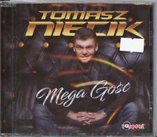 = TOMASZ NIECIK - MEGA GOSC  / DISCO POLO DANCE / CD sealed from Poland