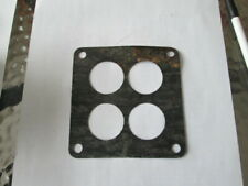 Carburetor Mounting Gasket 1955-57 Lincoln 4 BBL.