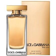 Parfum DOLCE & GABBANA D&G THE ONE EAU DE TOILETTE 100ML NEUF ET SOUS BLISTER