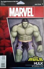 TOTALLY AWESOME HULK #1 (2014) ACTION FIGURE  VARIANT VF/NM MARVEL