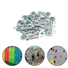 10x Climbing Hold Four Claw Screws Climbing Climbing Stones T-Nut Tool Kits New