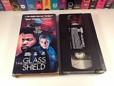 The Glass Shield Crime Drama VHS 1994 Ice Cube Lori Petty Police Corruption