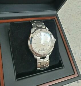 Tag Heuer Calibre 5 - Automatic, model WAT2011.BA0951 - Boxed, no papers.
