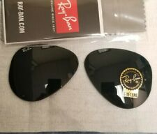Ray Ban 3025 replacement lenses G15 glass 58 mm authentic