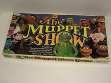 The Muppet Show Board Game 1977 complete Parker Brothers Jim Henson