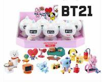 [BT21] BTS Official Universtar Collectible Figure Blind Pack Vol.1 Randomly 1ea