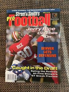 Street & Smith Pro Football 1996: Near Mint Condition
