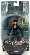 Batman Arkham City video game CATWOMAN 7in  Figure DC Direct Toys knight