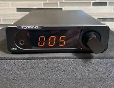 Topping MX3 Digital Audio Amplifier HiFi Bluetooth Headphone AMP NFC  No Remote