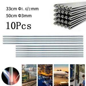 Aluminium Welding Rods Low Temp Flux-Cored Repair Alloy Fix Easy Brazing Wire UK