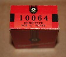"Vintage James Millen 10064 Dome Type Shaft Lock Mounting Nut 1/4"" Shaft New"