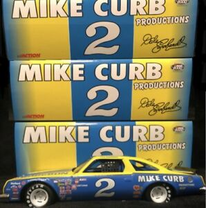 Dale Earnhardt 1980 Champion Mike Curb Oldsmobile 1/24 Car Original RCCA Action