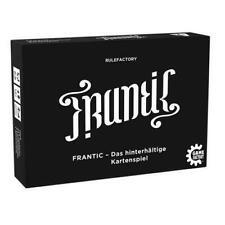 Frantic | Spieler: 2-8, Dauer: ca. 30 Minuten | Game Factory | Spiel | Deutsch