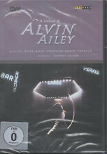 A Tribute To Alvin Ailey DVD NEU with the Alvin Ailey American Dance Theater