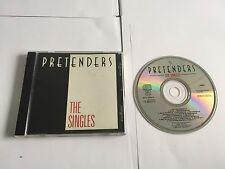 Pretenders: The Singles CD Album 1987 [GERMAN PRESSING]