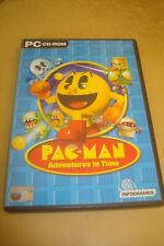 PAC-Man Aventuras en el tiempo ~ PC CD ROM Juego ~