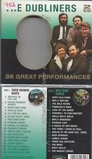 CD--THE DUBLINERS--36 GREAT PERFORMANCES