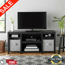 TV Stand 50 Inch Flat Screen Entertainment Console Media Center Home Furniture
