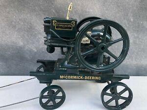 Ertl McCormick Deering Model M Vintage Gas Engine Diecast 1:6