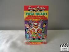 Yogi Bear's All-Star Comedy Christmas Caper (VHS) Animated