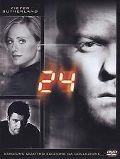 COFANETTO DVD - 24 SERIE TV STAGIONE 4 (7 DVD) - Nuovo