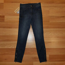 new SPLENDID women jeans leggings blue 24 MSRP $158