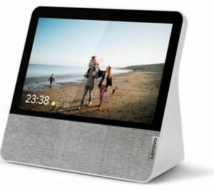 """New & Sealed Lenovo Smart Display 7"""" With Google Assistant - Blizzard White"""