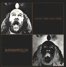 Barbarossa - Good Time, Bad Time /  LP & Textbeilage