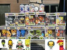 Funko POP!The Simpsons Treehouse of Horror Collection with protectors
