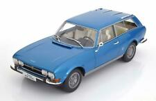 1:18 BoS Peugeot 504 Break Riviera 1971 bluemetallic
