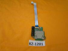 Asus Eee PC 1005ha lector de tarjetas CardReader placa board #kz-1201