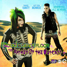BLOOD ON THE DANCEFLOOR The Anthem Of The Outcast 2012 12-track CD album NEW