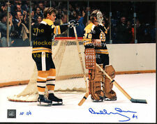#4 Bobby ORR SIGNED w/ CHEEVERS WATCH a FIGHT #3/4 AP 11X14 w/GNR COA #55713 WOW
