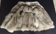 Fuchs Fuchsjacke Fox Pelz Pelzmantel Pelzjacke Fur Coat Лиса