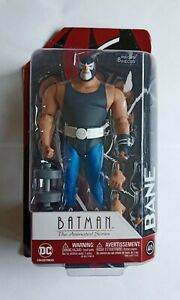 ⭐ BANE Batman the Animated Series DC COLLECTIBLES ACTION FIGURE