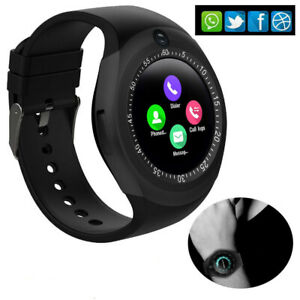 Smart Watch for Android Phones Android Smartwatch Touchscreen with Camera Mic