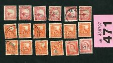 Set stamps of   New Zealand